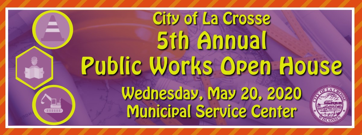 2020 Public Works Open House